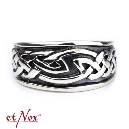 Silberring Keltischer Knoten